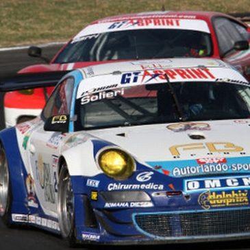 GT Sprint Vallelunga