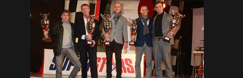 Premiazioni del Superstars Sporting Awards 2012
