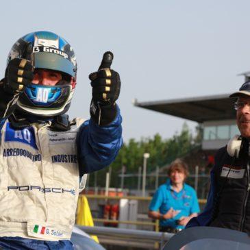 Glauco Solieri racconta la sua gara perfetta di Brno