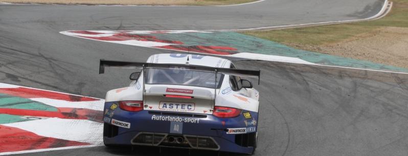 Glauco Solieri mantiene la prima posizione nel campionato GT Sprint 2013