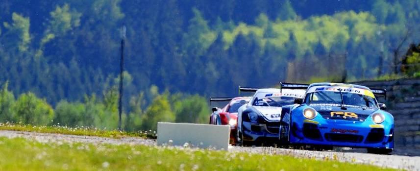 Nurburgring  2,3 e 4 Maggio 2014: Positivo il debutto nel GT OPEN