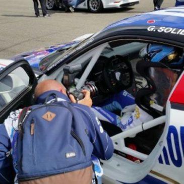Spa Francorchamps, la seconda volta di Glauco Solieri nella Porsche Mobil 1 Supercup