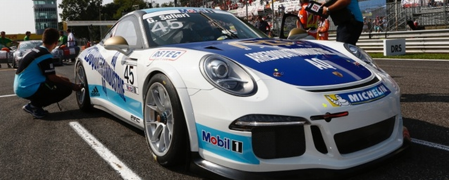 Weekend di grandi emozioni a Monza nel penultimo appuntamento stagionale della Porsche Supercup.