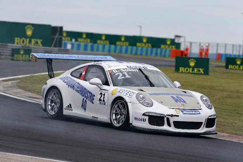 Porsche Supercup 2015 Gran Premio D Ungheria
