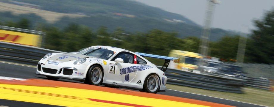 BUDAPEST 24-26 LUGLIO Porsche Mobil 1 Supercup
