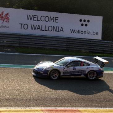 Porsche Supercup 2015 – Gran premio di Belgio