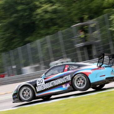 Porsche Cup Italia 2016 – Monza