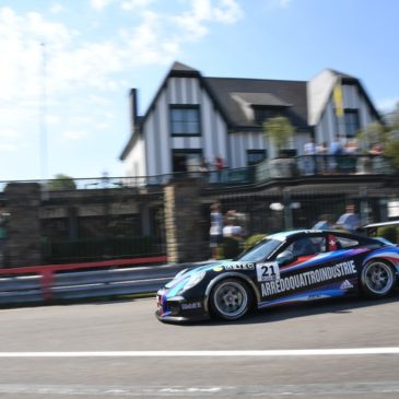 WEEKEND A SPA FRANCORCHAMPS, 25-28 AGOSTO
