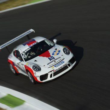 Porsche Supercup 2017: GranPremio del Messico