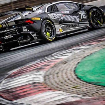 Lamborghini Huracan Dubai 2° Evento