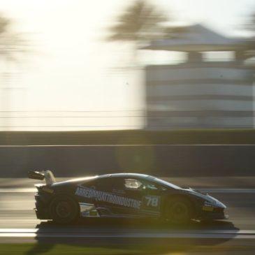 Lamborghini Huracan Abu Dhabi