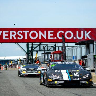 Lamborghini Supertrofeo / Silverstone ( Inghilterra ) 16-20 Maggio 2018
