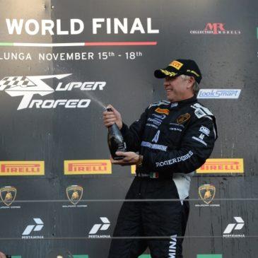 Lamborghini Supertrofeo / Finali Europee e Mondiali a Vallelunga Italia, 12-18 Novembre 2018.