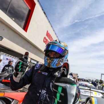 GT Cup Open – Round 1 – Paul Ricard