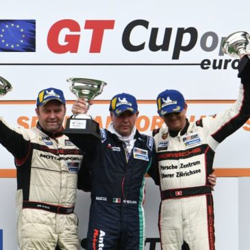 GT Cup Open – Round 2 – Hungaroring