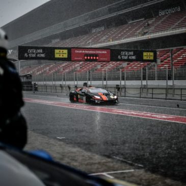GT Cup Open – Round 5 – Barcellona